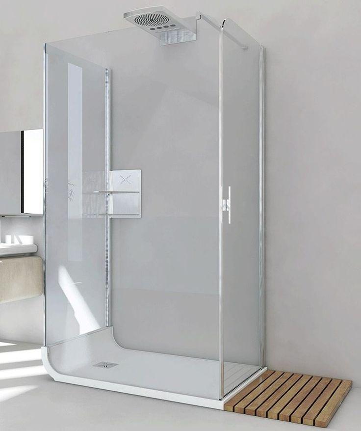 Curve ab + f1 + f2 Box doccia, Cabina doccia e Curve