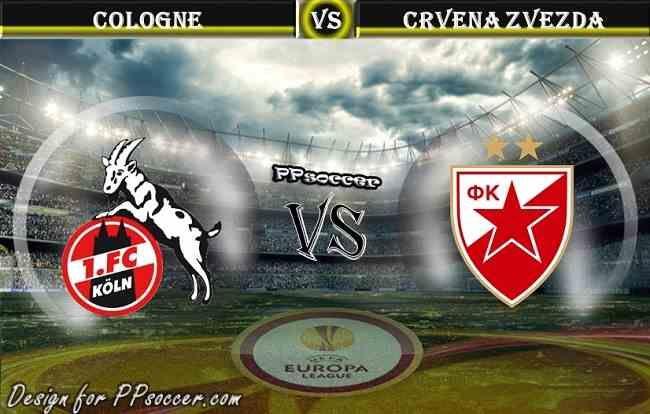 Cologne vs Crvena Zvezda Predictions 28.09.2017