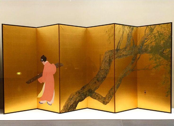 Serious Culture.  Tokyo National Museum Ueno Park