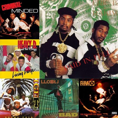 Classic Hip Hop Albums – Jerusalem House