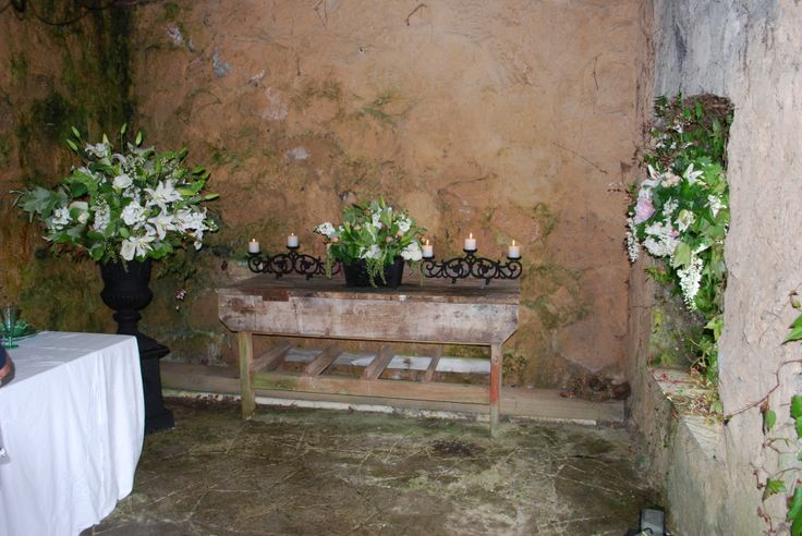 HOSPICE FUNDRAISER flowers by Barb Hawken and Milenka Holerda