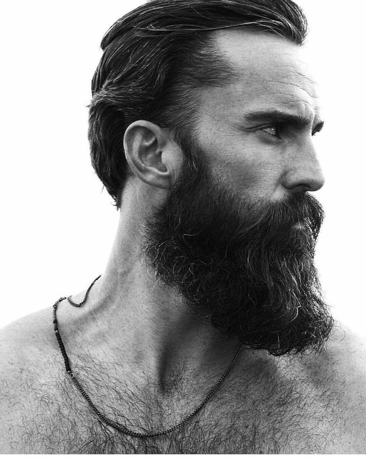 Best 25 Haircuts With Beards Ideas On Pinterest: 25+ Best Ideas About Bearded Men On Pinterest