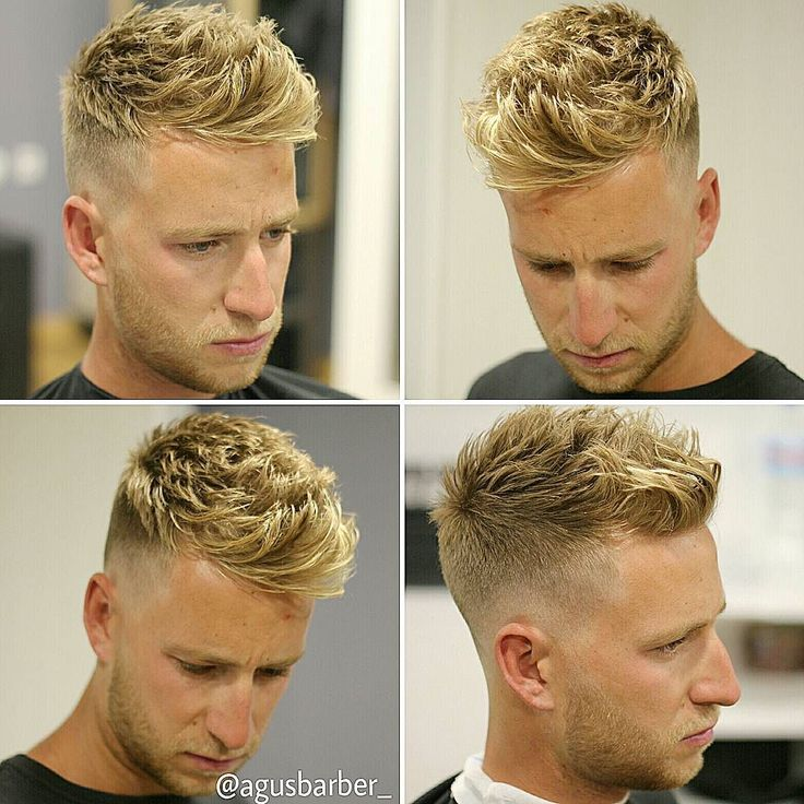 Haircut by agusbarber_ http://ift.tt/1YtAgby #menshair #menshairstyles #menshaircuts #hairstylesformen #coolhaircuts #coolhairstyles #haircuts #hairstyles #barbers