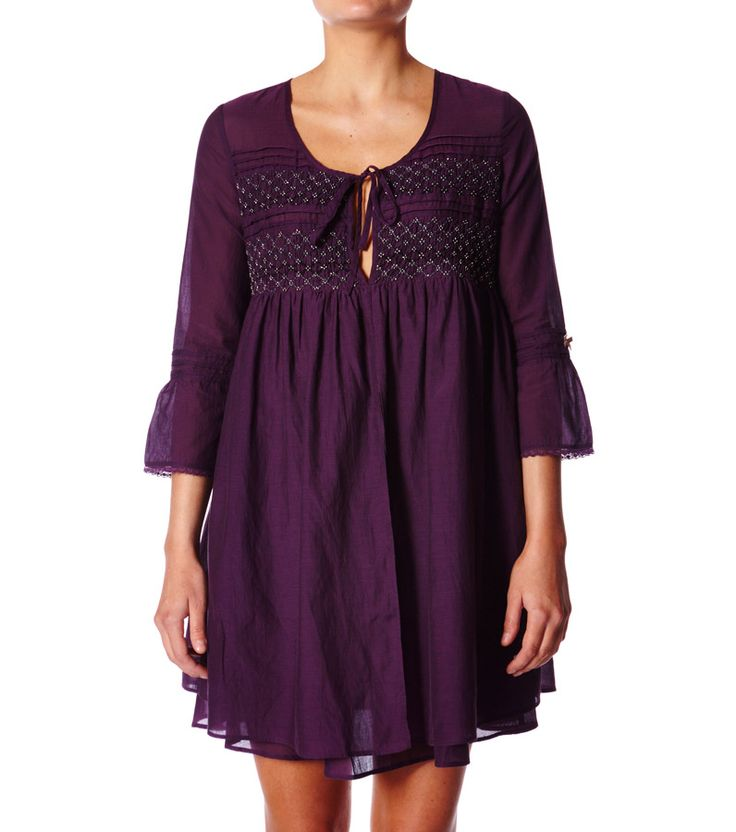Loving the smasher dress in gorgeous plum perfect!