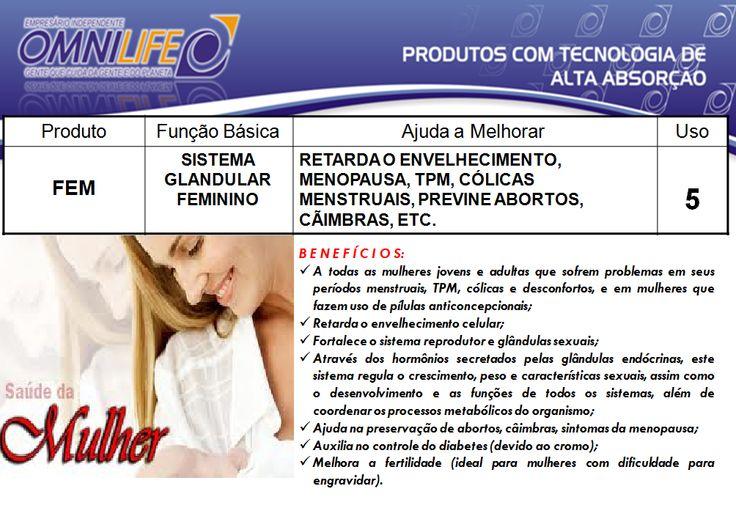 Saúde da Mulher   http://www.saudevidaomnilife.com/