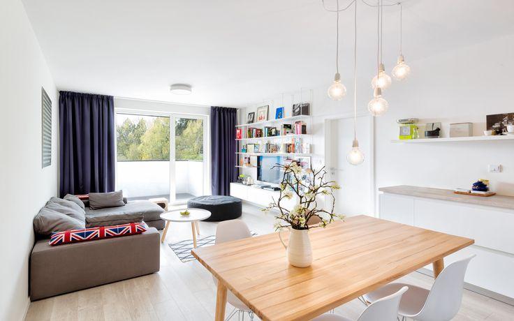 Dvojizbový byt na Kramároch - Fotoinšpirácia