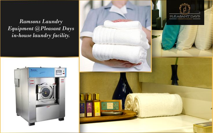 For your comfort and convenience, Pleasant Days offers Laundry Facilities with Ramsons Laundry Equipment.   www.pleasantdays.in   info@pleasantdays.in   044 7150 0500  #PleasantDays #Hotels #Food #Resort #India #Travel #Holiday #Restaurant #Hotel LikeShow more reactionsCommentShare 2 2 Comments