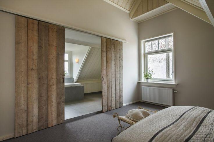 1000 images about slaapkamer on pinterest day bed tes and power strips - Slaapkamer met open badkamer ...