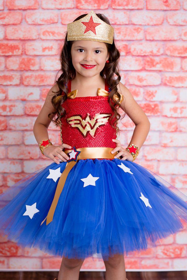The 14 Best Little Loco Tutus - Wonder Woman Costume -4204