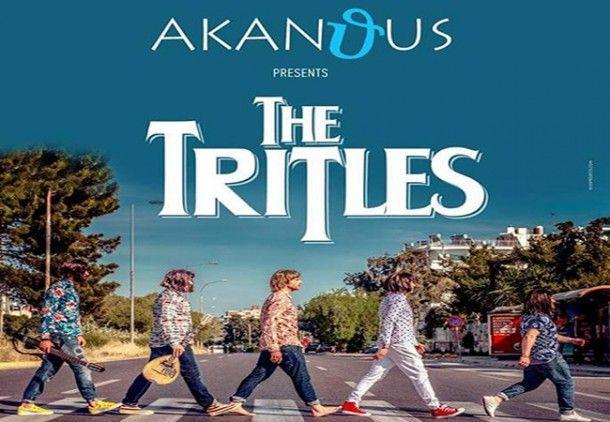 """Κάθε Τρίτη στο #Ακάνθους #summer alternative μουσικό πρόγραμμα απο τους """"The Tritles"""" // ( #Akanthus 2015 ) ★Τηλέφωνο Επικοινωνίας / Κρατήσεις: 6981219034 (cosmote) - 6958288452 (vodafone)"""