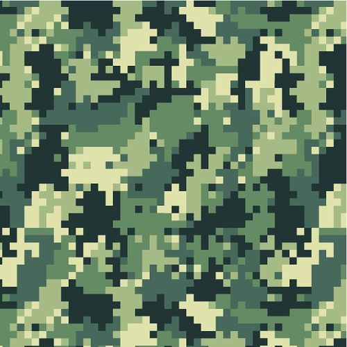 Digital Camo Pattern | Flickr - Photo Sharing!