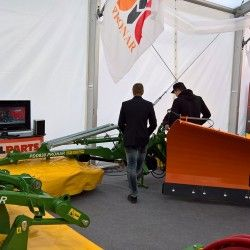 Between 06-08 October 2016, once again took place trade fair Kone Agria in Jyvaskyla, where almost 200 exhibitors had their stand including Pronar dealers. Pronar dealers presented: • new model of grain trailer T700XL; • three axle hook trailer T386; • disc mowers PDD830 and PDF300; • snow plough PUV4000HD; • front loader implements (silage …