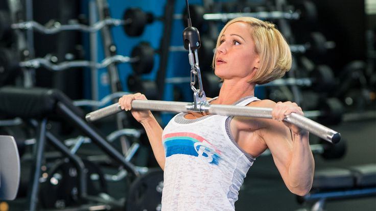 Is your back and biceps routine no big deal? This one is. Test yourself against a classic routine from one of our favorite fitness icons!
