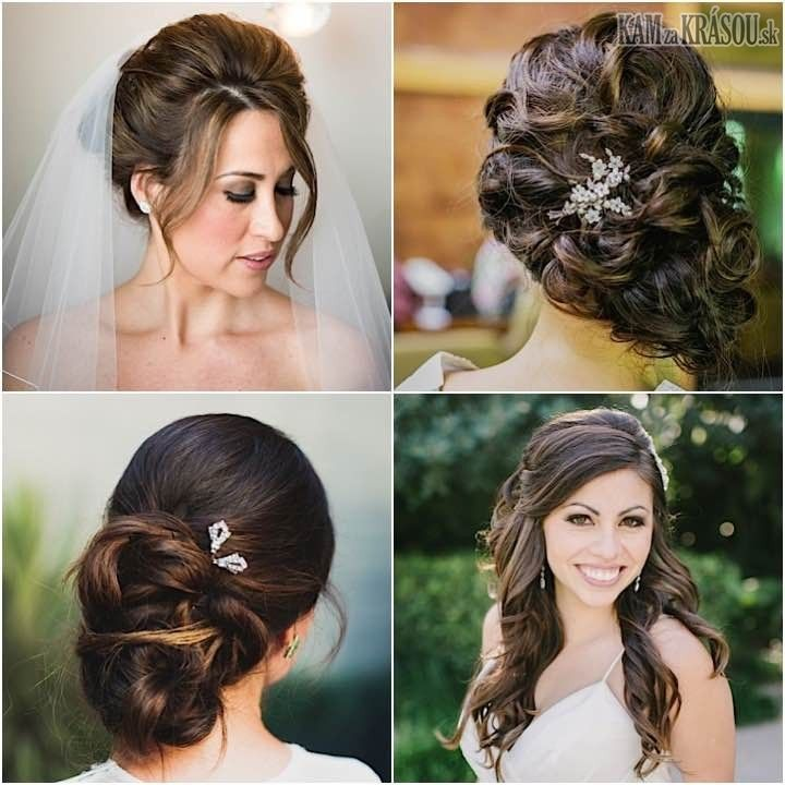 #kamzakrasou #hairaccessories #weddingaccessories #decor #wedding #inspiration #tips #weddingideals #weddinginspiration #hair #weddin_hair #inspiration #new #trends Nádherné klasické elegantné svadobné úšesy