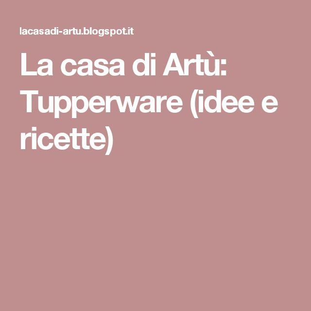 ricettario tupperware pdf