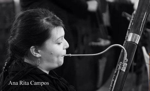 Ana Rita Campos, fagote