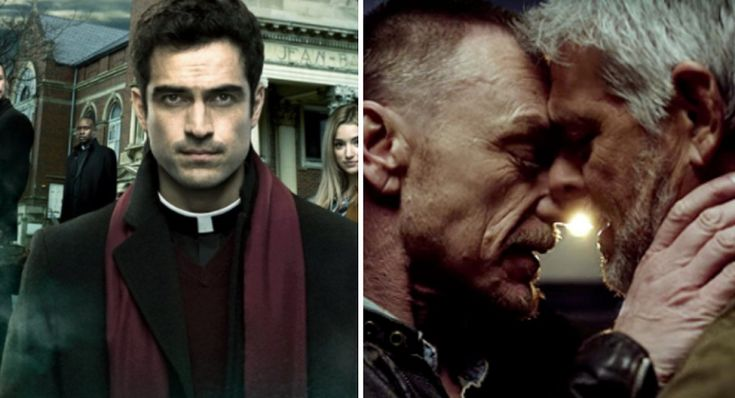 La polémica que desató el beso homosexual en la serie El Exorcista