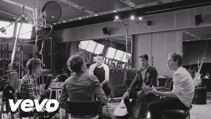 One Direction - Little Things I LOVE this song!   This seems as though this was a thousand years ago, but they're still perfect.