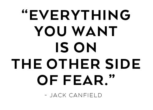 20 Quotes About Overcoming Fear