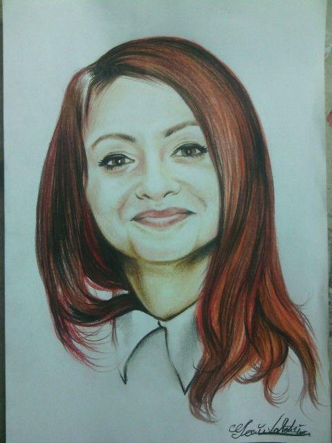 Art Subject: Catalina C
