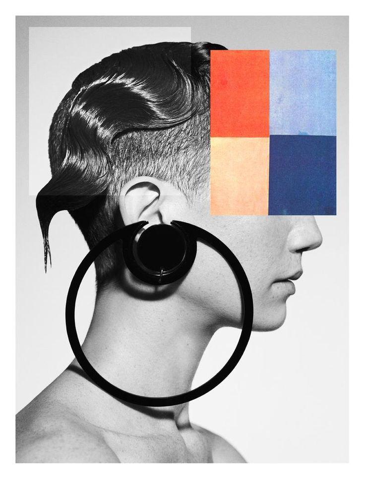 LEA NIELSEN, DANSK MAGAZINE FALL 2015: model: rita saunders.