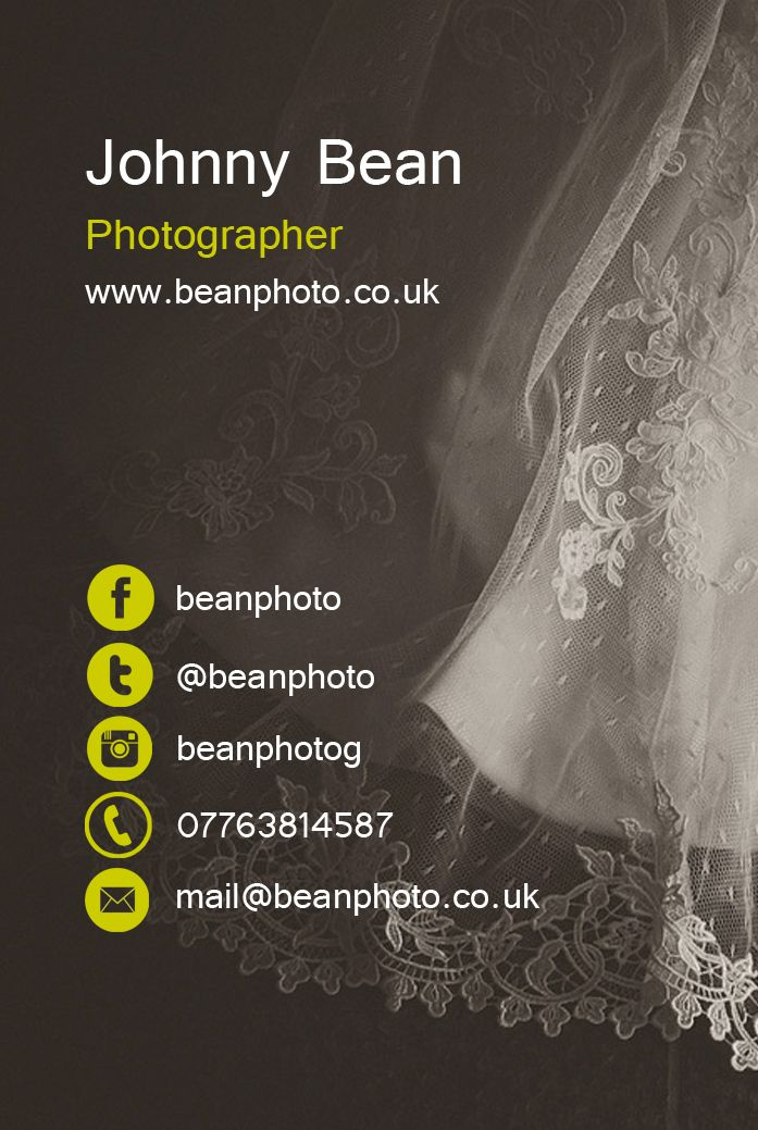 Beanphoto Business Card