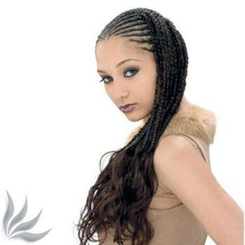 100 Best Black Braided Hairstyles - 2017 | Cool braid hairstyles, Oval face hairstyles