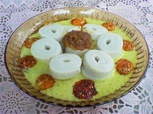 Resep kue burgo khas palembang