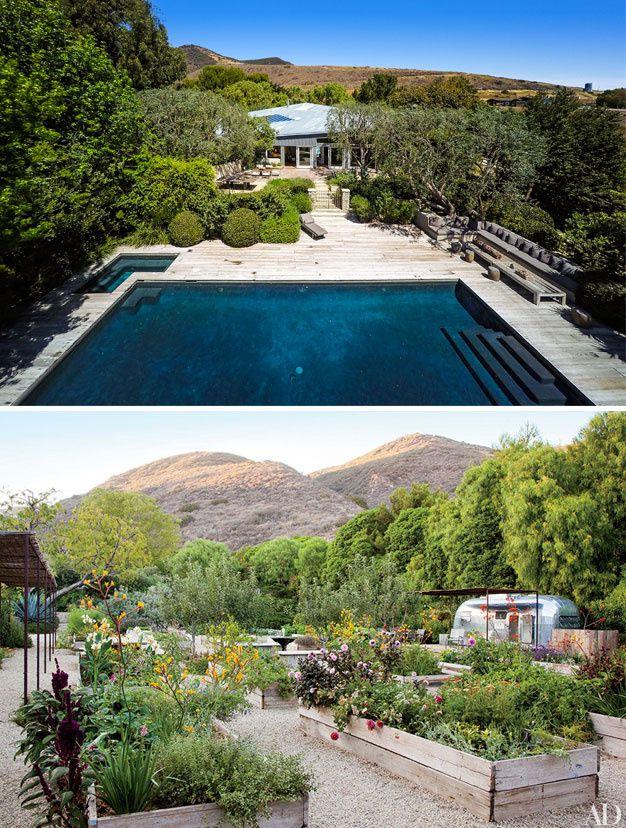 Maison A Vendre Los Angeles #7: À Vendre : La Superbe Maison Du Docteur Mamour De « Greyu0027s Anatomy »,  Patrick Dempsey