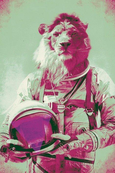 Space Lion: