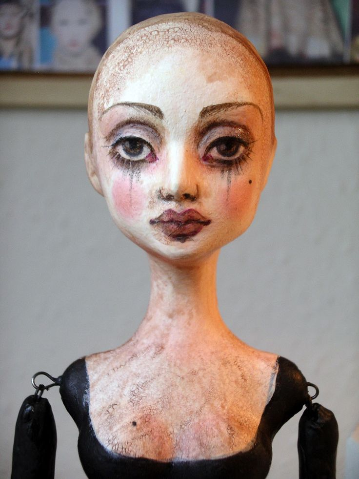 freaky little dolls: New Doll WIP Pics