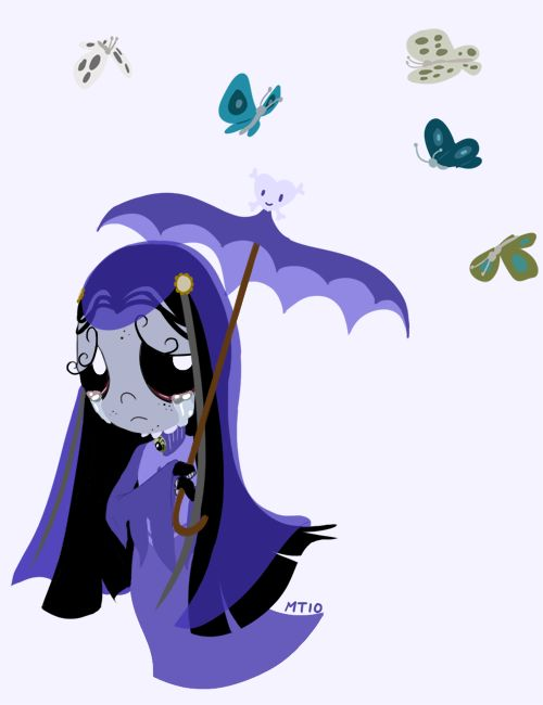 Misery and Butterflies by *empty-10 on deviantART