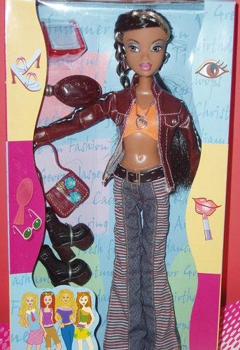 Ethnic Fashion Dolls 87