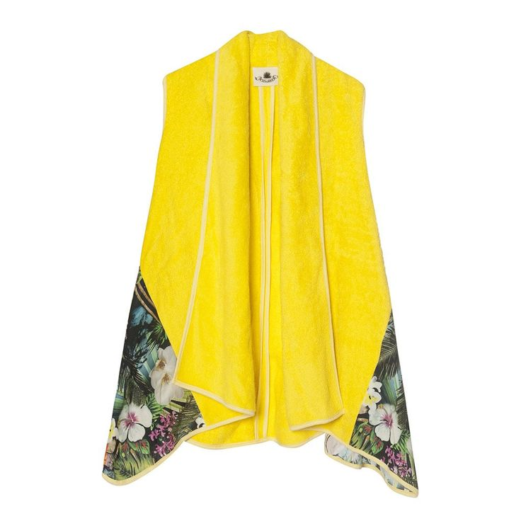 Hawaiian Tropic Yellow| Lolita Vest - Sun of a Beach