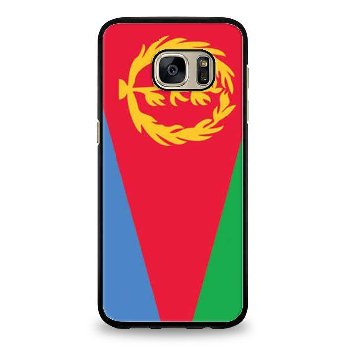 Eritrea Flag Samsung Galaxy S6 Edge Plus   yukitacase.com
