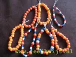 oranje voetbal WK armband