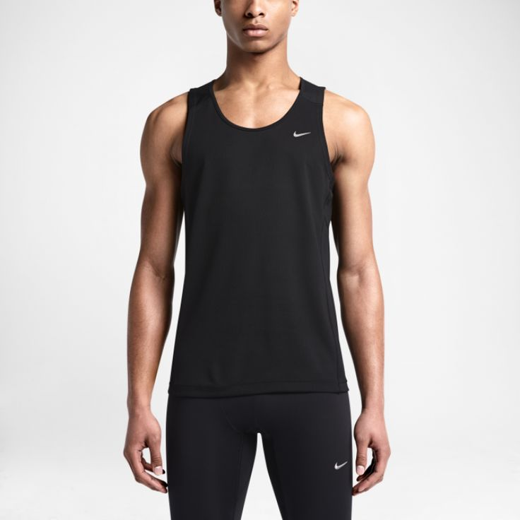 Health Goth // Nike / Nike Miler Singlet