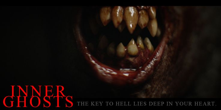 INNER GHOSTS is a Portuguese film with some teeth.