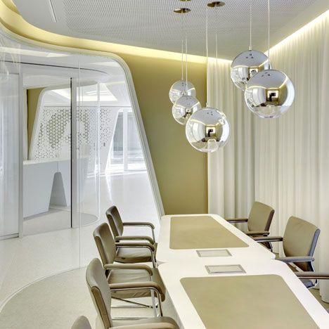 Raiffeisen bank zurich by nau and dgj minimalist for Interior design zurich switzerland