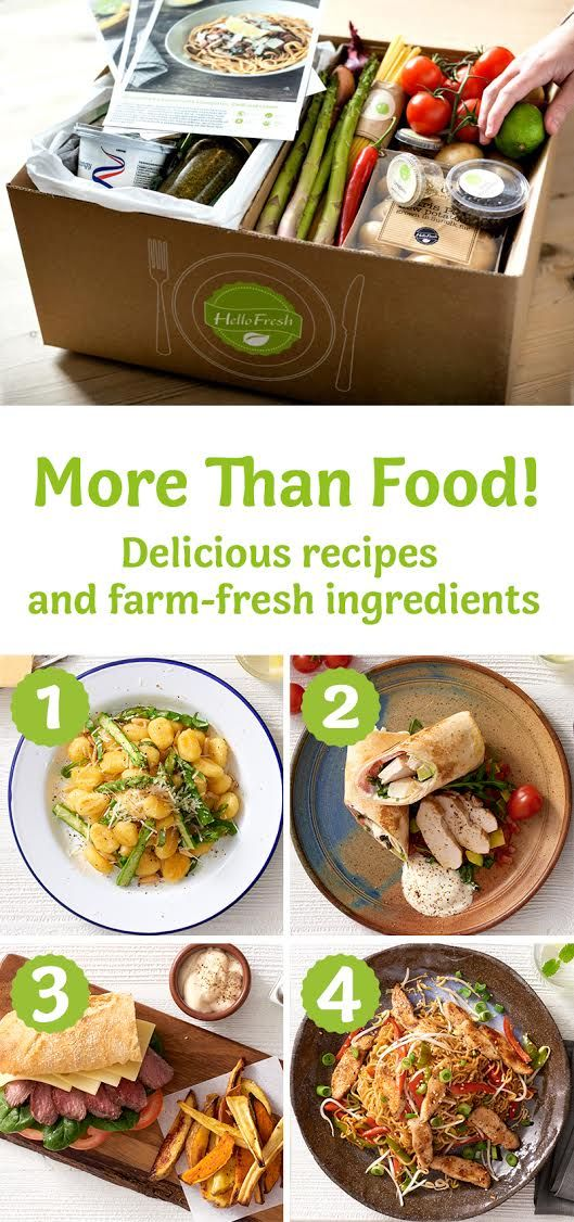 Easy Recipes? Healthy Meals? Delivered for FREE?! With HelloFresh you cook a fun, healthy and tasty meal in around 30 minutes: we deliver delicious recipes with all the pre-measured ingredients to your door each week. ➜ Use code HELLOPIN35 at checkout to save $35 on your 1st box. Ends 30/11/15.