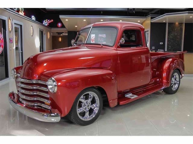 Ebay 1950 Chevrolet 3100 1950 Chevrolet 5 Window Pickup Vin