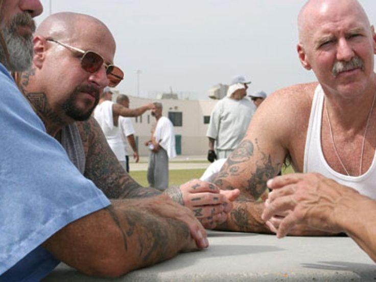 Aryan Brotherhood Inmate Sentenced for Hate Crime