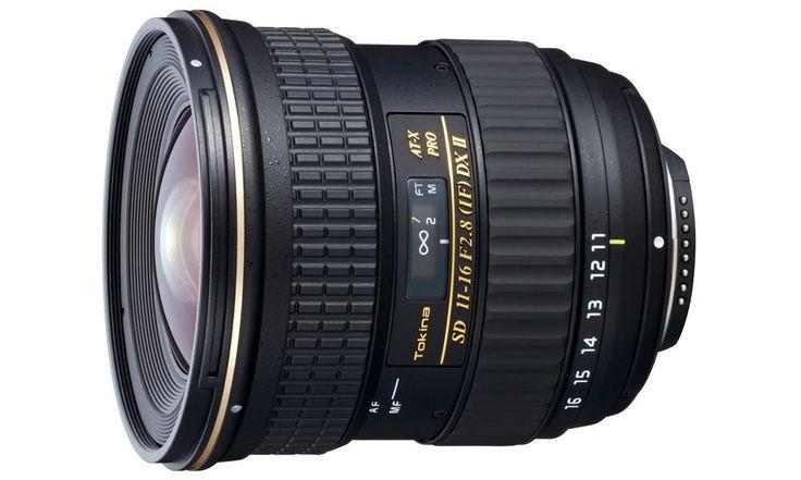 Tokina 11-16mm F/2.8 AF-II Super-Wide Lens for Nikon w/motor