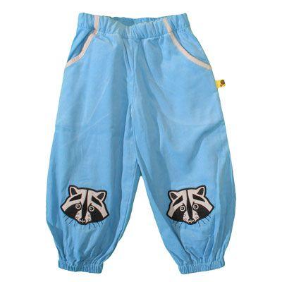 Krutter- Racoon pants, SS15
