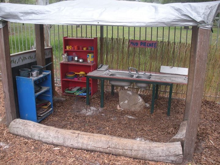 The Mud Pie Cafe at Karana Early Education Centre