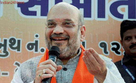 Amit Shah visiting Kerala to polarize votes for 2019 elections: Congress