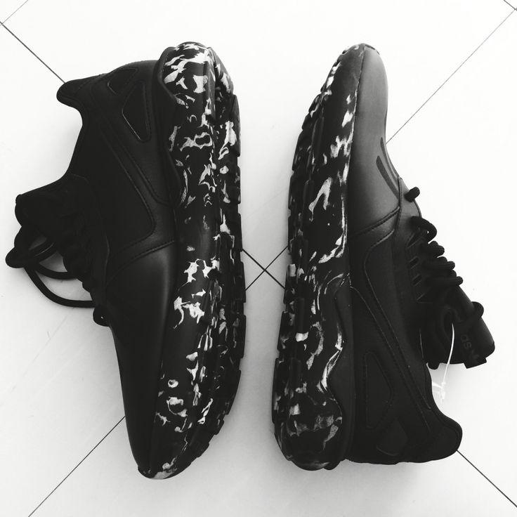 Adidas Tubular Runner Black Marble
