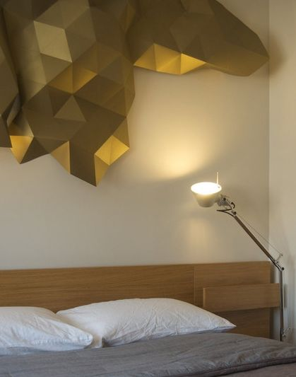 Love This Idea Origami Tessellation Wall Art