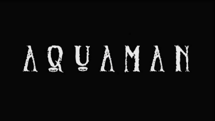 """""""Aquaman"""" TV pilot (2006). The series was to be called """"Mercy Reef"""", they only went with """"Aquaman"""" when it failed to sell"""