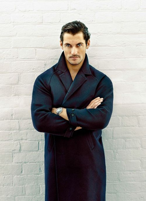 David Gandy for Esquire   Sigh....love this man.